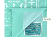 RUG&TOWEL HAMMAM Pool Green
